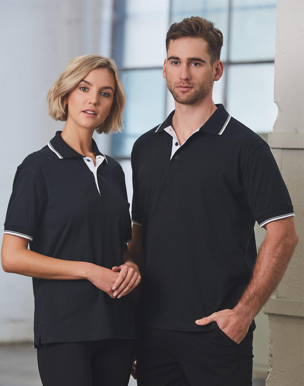 MACQUARIE POLOS Unisex PS05